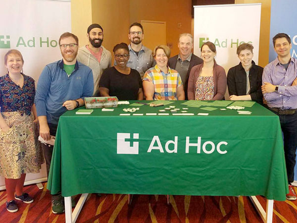 Photo of Come see Ad Hoc at the Code for America Summit 2019!